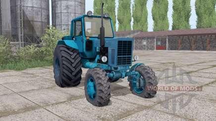 MTZ 82 Belarus range of configurations for Farming Simulator 2017