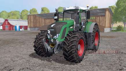 Fendt 924 Vario pack for Farming Simulator 2015