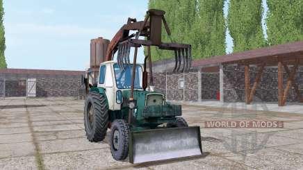 UMZ 6L 4x2 grapple for Farming Simulator 2017