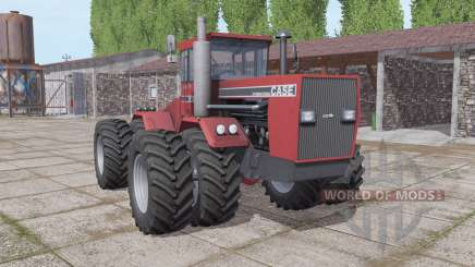 Case International 9190 twin wheels for Farming Simulator 2017