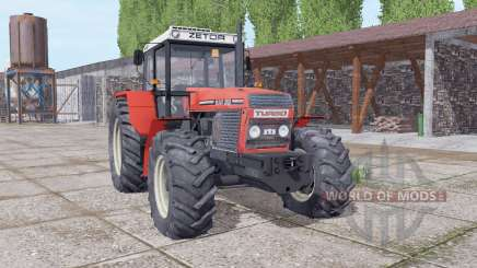 ZTS 16245 Turbo soft red for Farming Simulator 2017