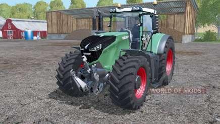 Fendt 1050 Vario interactive control for Farming Simulator 2015