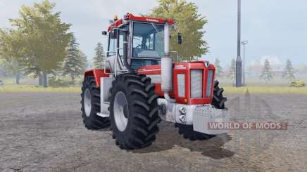 Schluter Super-Trac 2500 VL twin wheels for Farming Simulator 2013