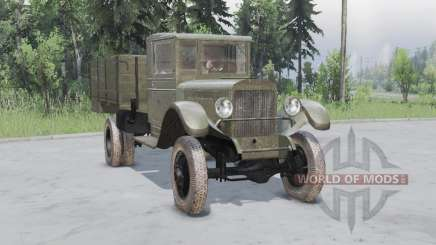 ZiS 32 1941 for Spin Tires