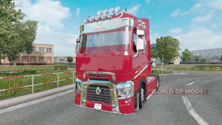 Renault T 520 4x2 High Sleeper Cab for Euro Truck Simulator 2