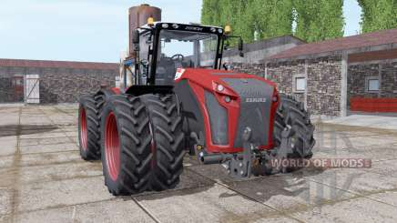 CLAAS Xerion 4500 red for Farming Simulator 2017