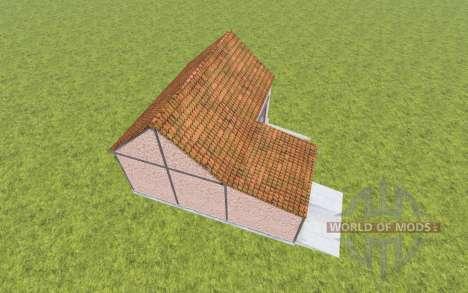 Multi Storage Shed v1.3 for Farming Simulator 2017