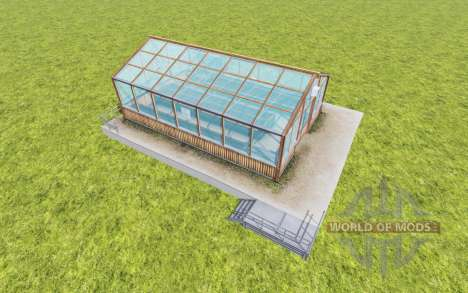 Greenhouses v1.0.0.1 for Farming Simulator 2017
