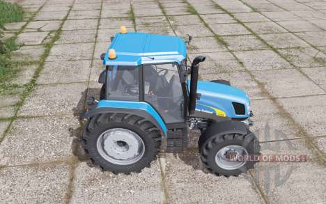 New Holland TL 100 A wheels weights for Farming Simulator 2017