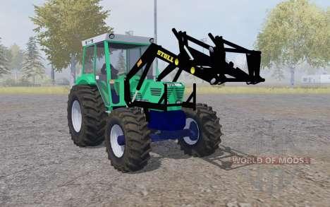 Torpedo TD 75 06 for Farming Simulator 2013