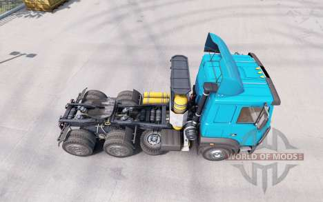 MAZ 6422 for American Truck Simulator
