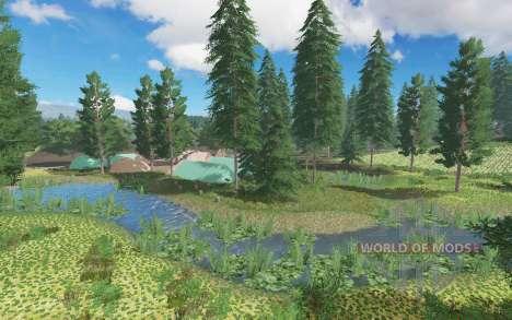 Olofsberg for Farming Simulator 2017