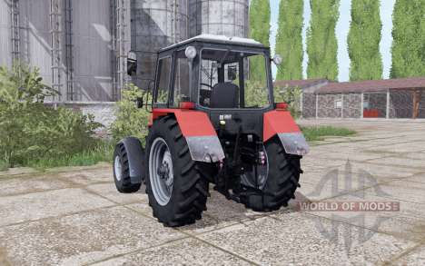 MTZ 892 Belarus animation parts for Farming Simulator 2017