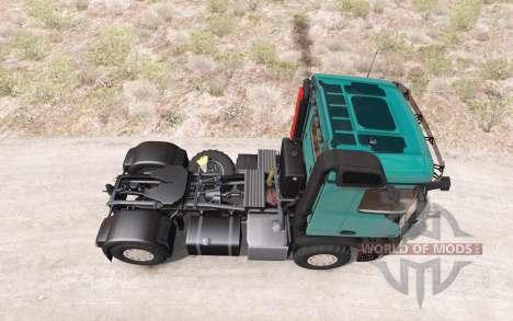 Mercedes-Benz Arocs 2045 2013 for American Truck Simulator