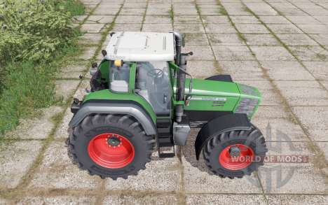 Fendt Favorit 818 Turboshift more configurations for Farming Simulator 2017