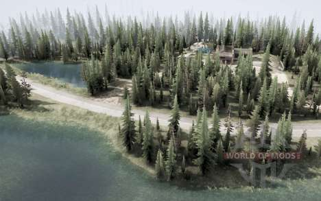 Secondary roads for Spintires MudRunner