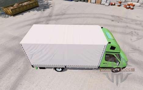 Volkswagen Crafter for American Truck Simulator