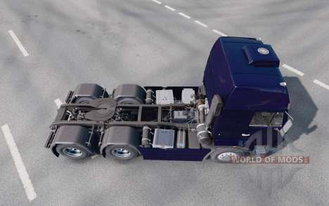 KamAZ 6460 for Euro Truck Simulator 2