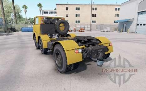 MAZ 520 for American Truck Simulator