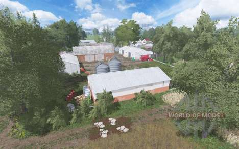 Warminsko-mazurskie v2.2 for Farming Simulator 2017