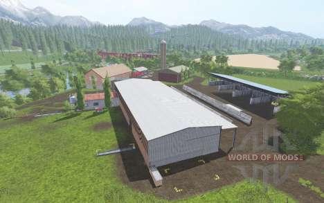 Lov Agri for Farming Simulator 2017