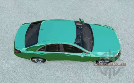 Mercedes-Benz S 500 for BeamNG Drive