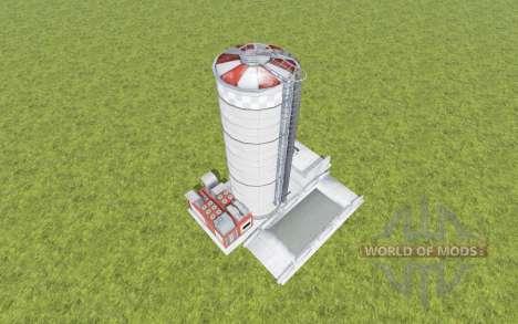 Fermenter Silo for Farming Simulator 2017
