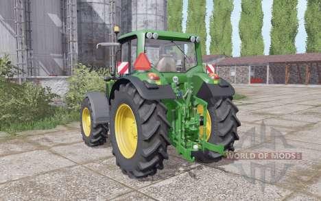 John Deere 6630 Premium animation parts for Farming Simulator 2017