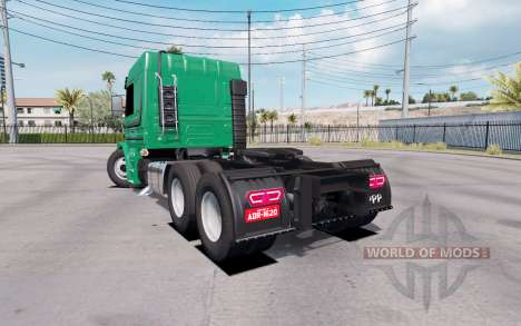 Scania T113H 360 for American Truck Simulator