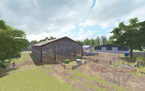 ThornBrook v2.0 for Farming Simulator 2017