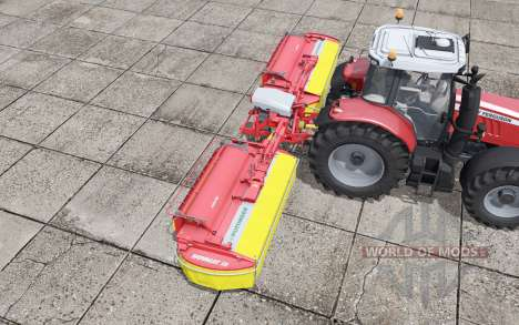Pottinger Novacat X8 ED for Farming Simulator 2017