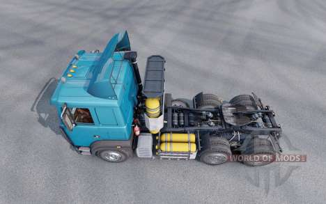 MAZ 6422 v3.2 for Euro Truck Simulator 2