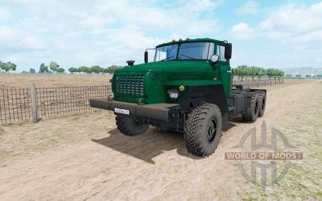 Ural 44202-10 for American Truck Simulator