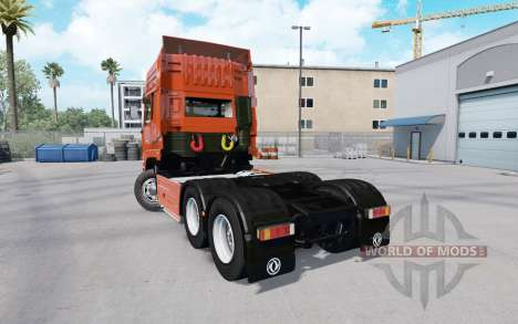 Dongfeng DFL 4251 for American Truck Simulator