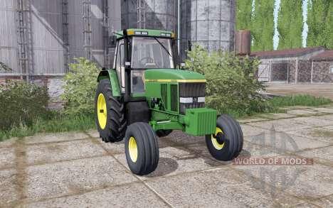 John Deere 7800 duаl rear for Farming Simulator 2017