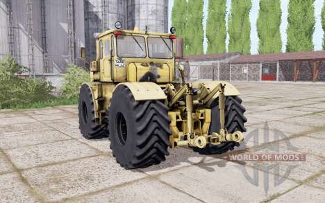 Kirovets K-700A dual wheels for Farming Simulator 2017