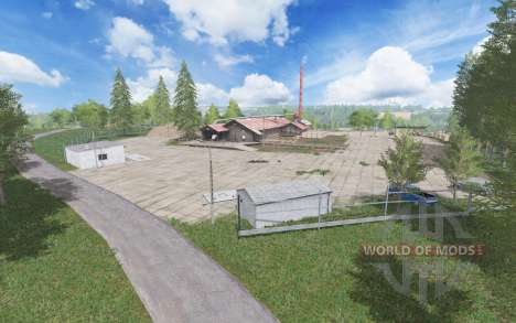 Malopolska Wies for Farming Simulator 2017