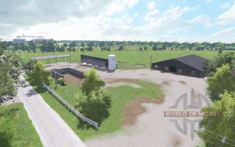 Southern Parish v3.1 for Farming Simulator 2017