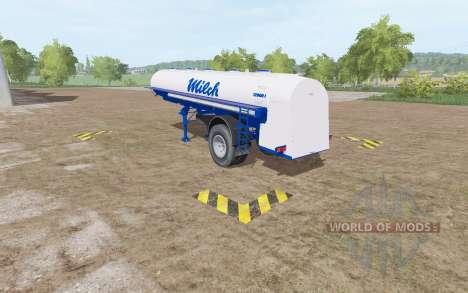Milk Trigger for Farming Simulator 2017