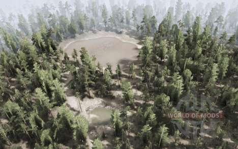 Аll truck challange for Spintires MudRunner