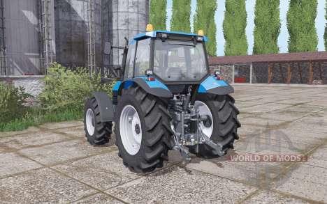 New Holland TS115 narrow wheels for Farming Simulator 2017
