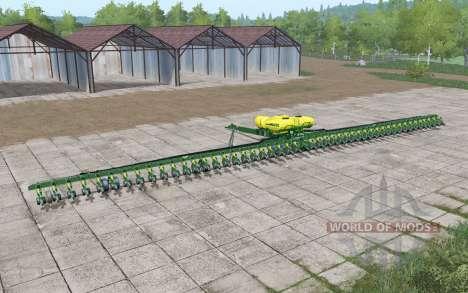 John Deere DB120 for Farming Simulator 2017