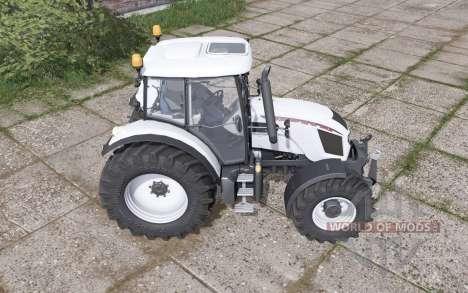 Zetor Forterra 130 HD white for Farming Simulator 2017