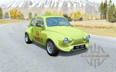 Autobello Piccolina Lil Pickle for BeamNG Drive