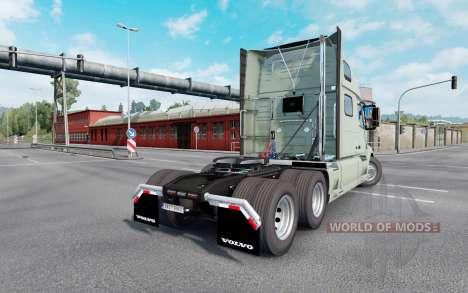 Volvo VNL 860 2017 for Euro Truck Simulator 2