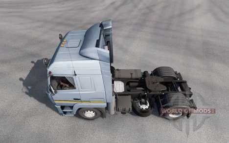 MAZ 5440А8 for Euro Truck Simulator 2