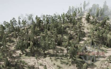 Lost Time for Spintires MudRunner