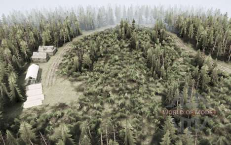 Taiga circle 2 for Spintires MudRunner