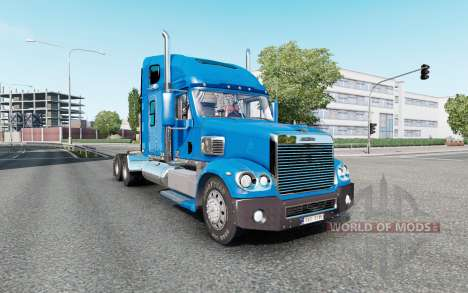 Freightliner Coronado Raised Roof for Euro Truck Simulator 2