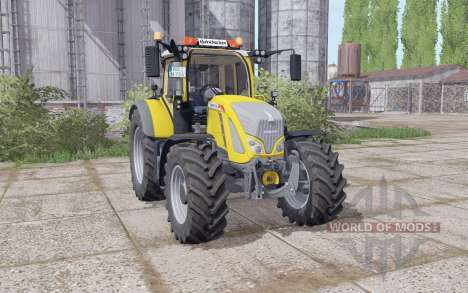 Fendt 718 Vario design line for Farming Simulator 2017